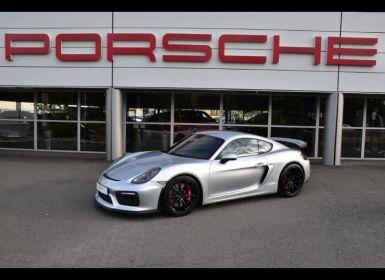 Acheter Porsche Cayman 3.8 385ch GT4 Occasion