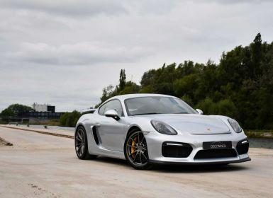 Vente Porsche Cayman 3.8 GT4 - CERAMIC - CARBON SEATS - SPORT EXHAUST - Occasion
