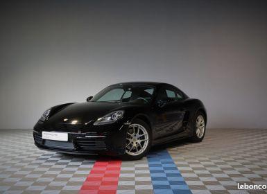 Vente Porsche Cayman 718 Occasion