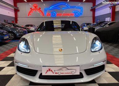 Vente Porsche Cayman 718 s Occasion