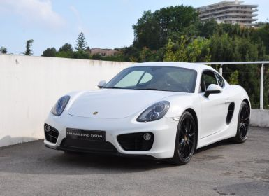 Vente Porsche Cayman 981 2.7 Leasing