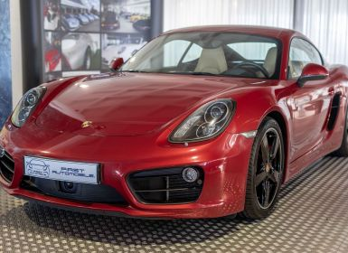 Vente Porsche Cayman (981) 3.4 325CH S PDK Occasion