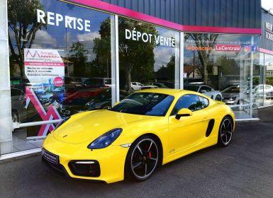 Vente Porsche Cayman (981) 3.4 340CH GTS PDK Occasion