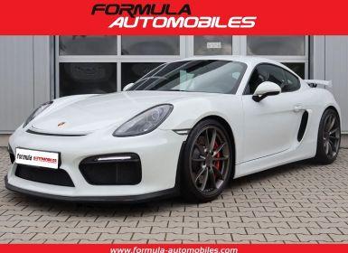 Acheter Porsche Cayman (981) 3.8 385CH GT4 Occasion