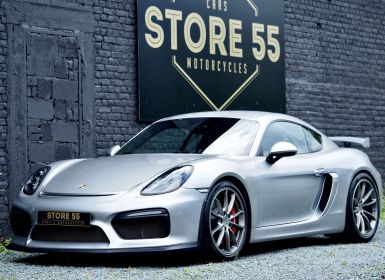 Vente Porsche Cayman 981 3.8 GT4 Clubsport * Approved * 2016 Occasion