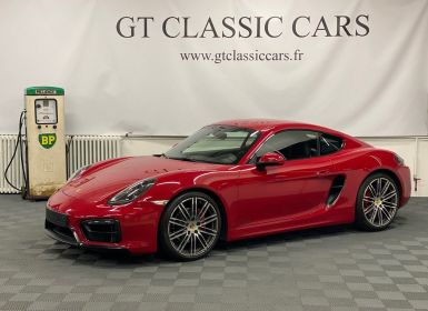 Vente Porsche Cayman 981 GTS Occasion