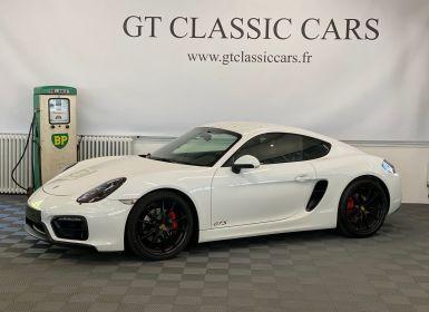 Porsche Cayman 981 GTS Blanc Occasion