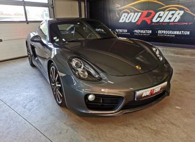 Vente Porsche Cayman 981 S Occasion