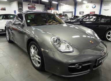 Voiture Porsche Cayman (987) 2.7 245 CH Occasion