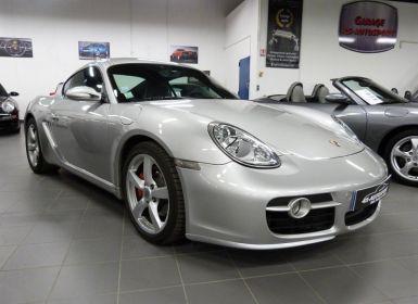 Achat Porsche Cayman (987) 3.4 S Occasion