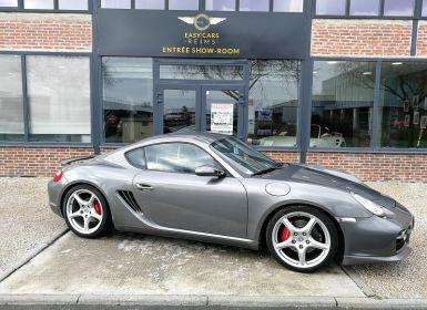 Vente Porsche Cayman (987) 3.4 S Occasion