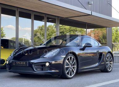 Porsche Cayman BLACK EDITION 2.7 275 PDK Occasion