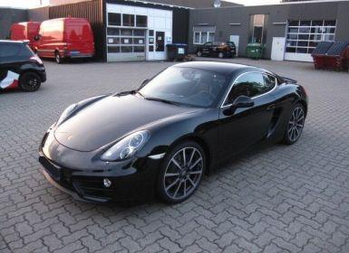 Voiture Porsche Cayman CAYMAN 2.7 275 CH PDK Occasion