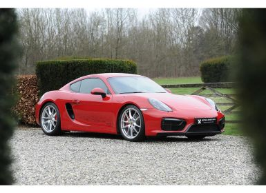 Vente Porsche Cayman Cayman GTS Occasion