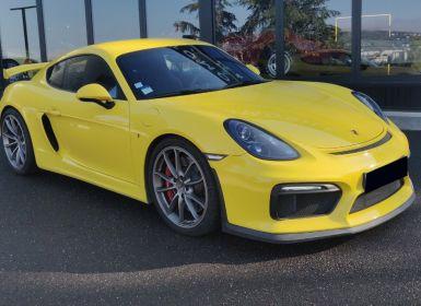 Vente Porsche Cayman GT4 Occasion