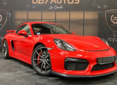 Acheter Porsche Cayman GT4 3.8 385 4M KMS ETAT NEUF Occasion