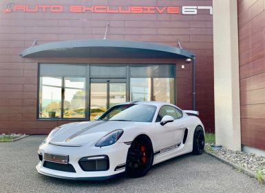 Achat Porsche Cayman GT4 385 cv /Siège carbone /Approved  09/2021 Occasion