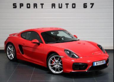 Vente Porsche Cayman GTS Occasion