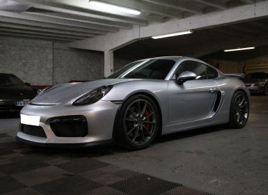 Vente Porsche Cayman PORSCHE 981 CAYMAN GT4 APPROVED MARS 2022 / ETAT NEUF Occasion