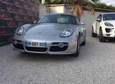 Achat Porsche Cayman PORSCHE CAYMAN TYPE 987 (987) 3.4 295 S TIPTRONIC S Occasion