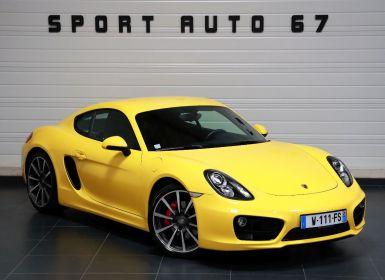 Vente Porsche Cayman S Occasion