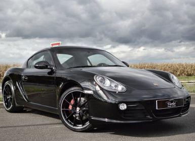 Vente Porsche Cayman S 987.2 3.4 330ch BLACK EDITION LIMITEE Occasion