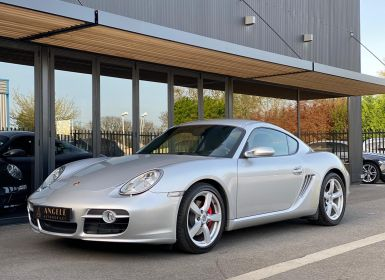 Vente Porsche Cayman TYPE 987 3.4 295 S Occasion