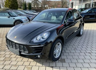 Vente Porsche Macan  S Diesel,1ere Main Occasion