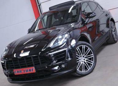 Vente Porsche Macan 2.O TURBO PDK SPORT LED PANORAMIQUE 18 WAYS 21 Occasion