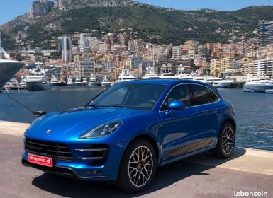 Porsche Macan 3.6 v6 turbo 400 24.360kms Occasion