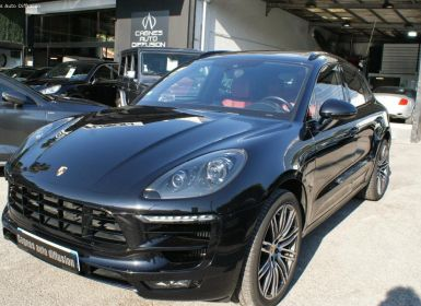 Vente Porsche Macan 3.6 V6 TURBO 400CV PDK Occasion