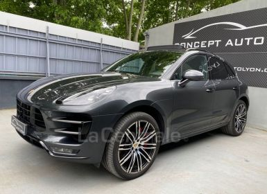 Achat Porsche Macan 3.6 V6 TURBO PACK PERFORMANCE Occasion