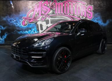 Porsche Macan 3.6 V6 TURBO TECHART
