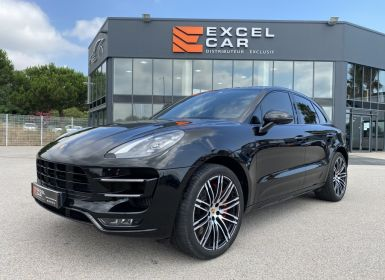 Achat Porsche Macan 3.6L V6 TURBO PACK PERFORMANCE Occasion