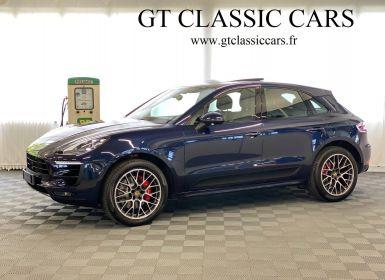 Porsche Macan GTS - Bleu Occasion