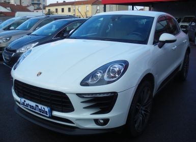Vente Porsche Macan MACAN S TDI 260 CV Occasion