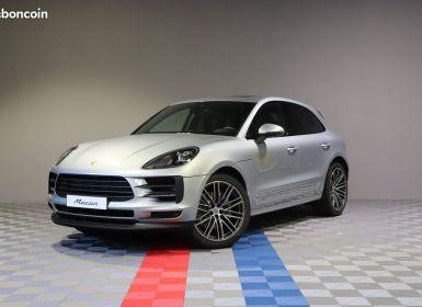 Vente Porsche Macan S Occasion