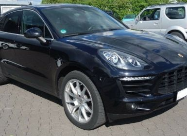 Vente Porsche Macan S 3.0 V6 258 PDK DIESEL PASM (04/2014) Occasion