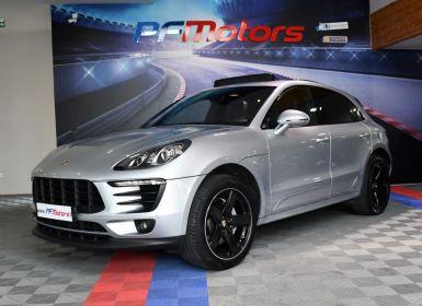 Vente Porsche Macan S 3.0 V6 258 Phase 2 PDK GPS Bose Hayon PDLS TO Alarme Suspension Sport JA 20 Occasion