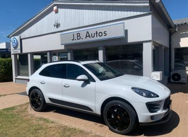 Porsche Macan S DIESEL 258 CH APPROVED Occasion