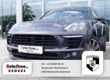 Vente Porsche Macan S Diesel NAV. LUCHTVERING PANO CRUISE Occasion