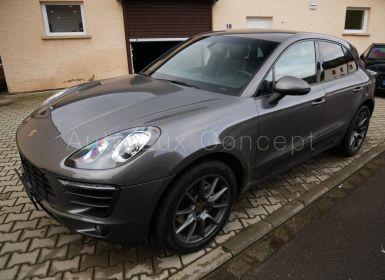 Porsche Macan S Diesel, Pack Sport Chrono, ACC, Attelage, BOSE, Suspension pneumatique Occasion