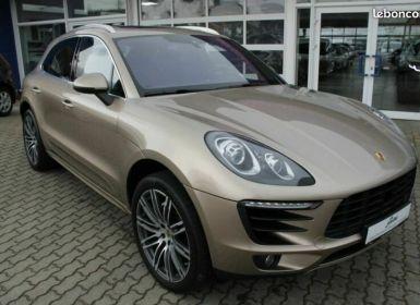 Vente Porsche Macan S PDK Occasion