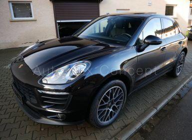Voiture Porsche Macan S PDK, Toit Panoramique, Tout Cuir, Sièges Sport Adaptatifs, Chauffage Autonome, PDLS, PASM Occasion