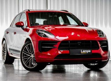Porsche Macan Sport Design Pack Panodak BOSE ACC Trekhaak Luchtv Occasion