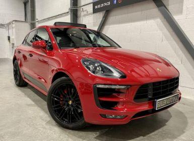 Vente Porsche Macan Tout-Terrain Essence Sans Plomb Rouge Occasion