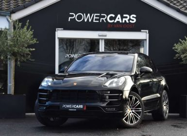 Vente Porsche Macan TURBO   FACELIFT   SPORTUITLAAT   PANO   AIRS.   Occasion