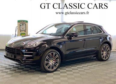 Porsche Macan TURBO Occasion