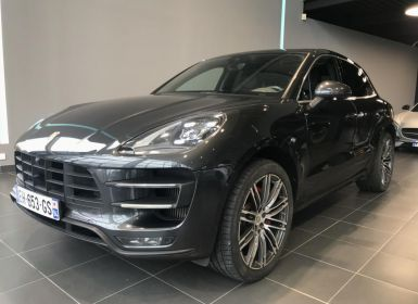 Achat Porsche Macan TURBO 3 6 V6 400 CH PDK Occasion