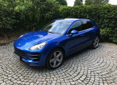 Vente Porsche Macan TURBO 3.6 400 CH Occasion